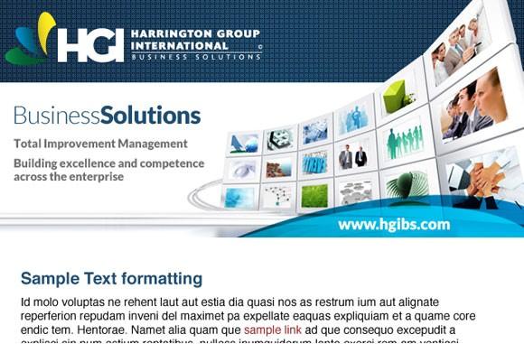HGI: Custom Newsletter Distribution