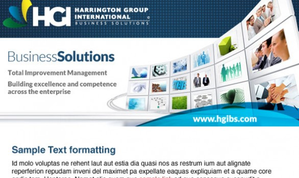 HGI: Custom Newsletter Distribution