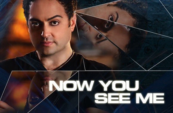 "Drew Thomas: ""Now You See Me"" Poster"