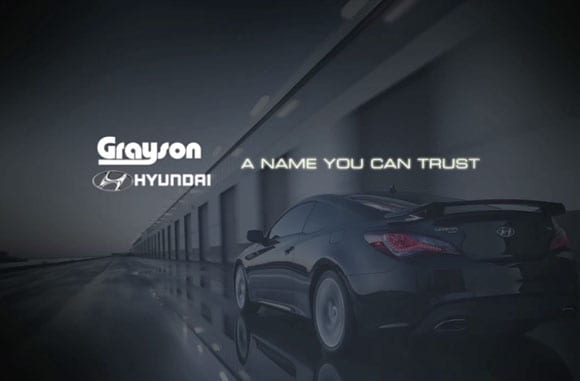 Grayson Hyundai: Social Media Video Series