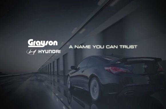 Grayson Hyundai: Social Media Video Series