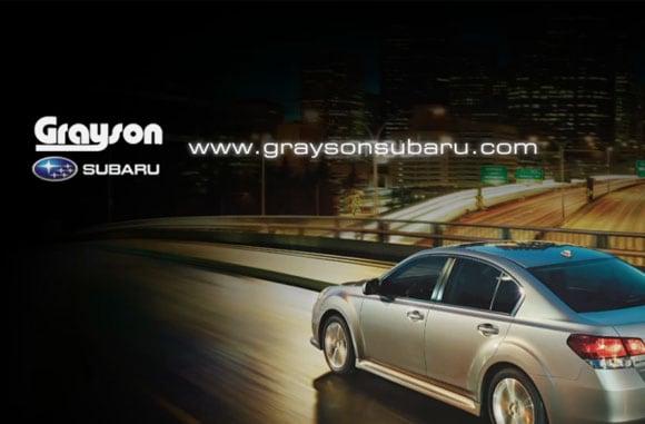 Grayson Subaru: Social Media Video Series