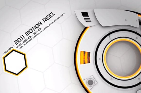 iQ 2011 Motion Graphics Reel