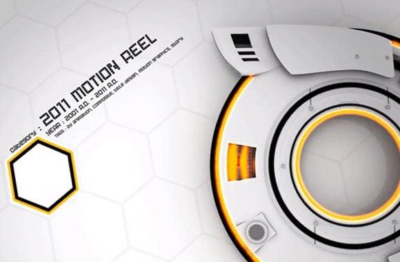 iQ 2011 Motion Graphics Reel