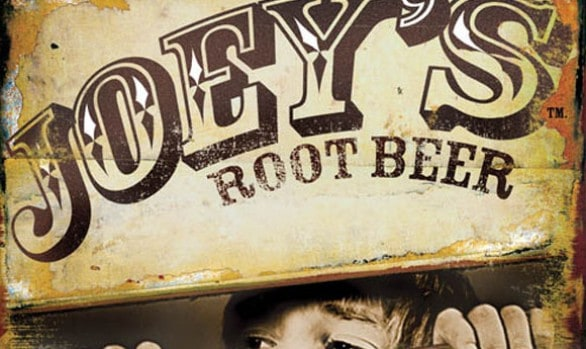 Joey's Root Beer: Label