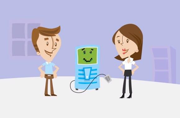 Microsoft: Laas Animation 1