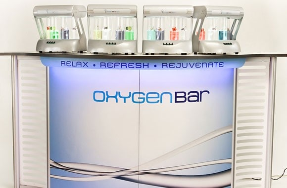 Oxygen Bars: Photo Shoot